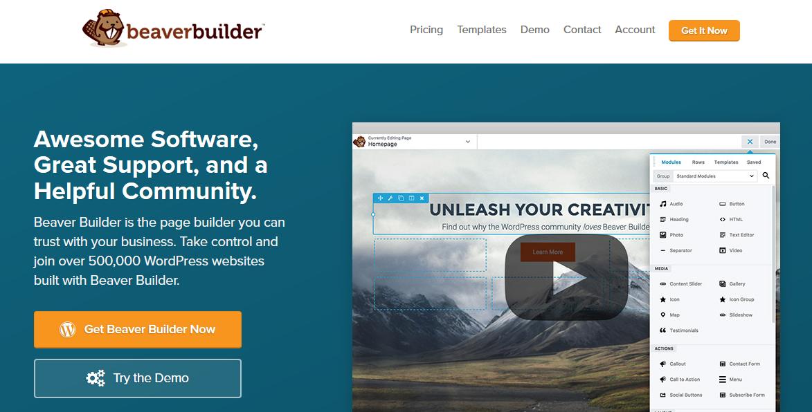 WP Beaver Builder