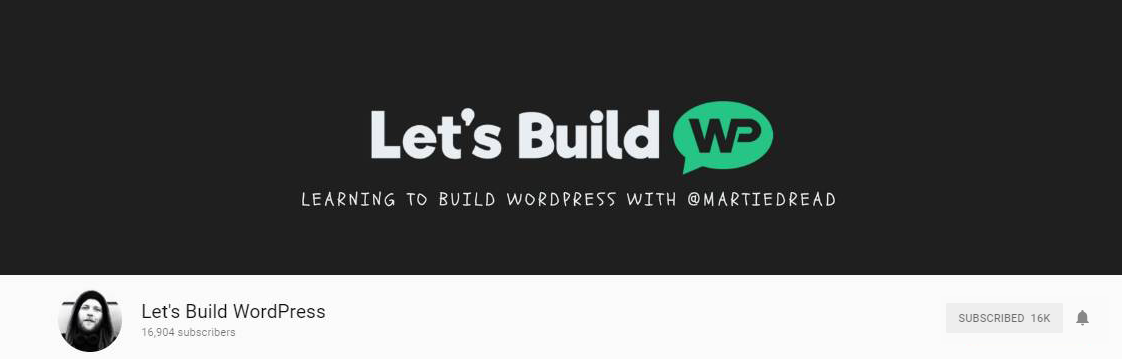 Let's Build WordPress