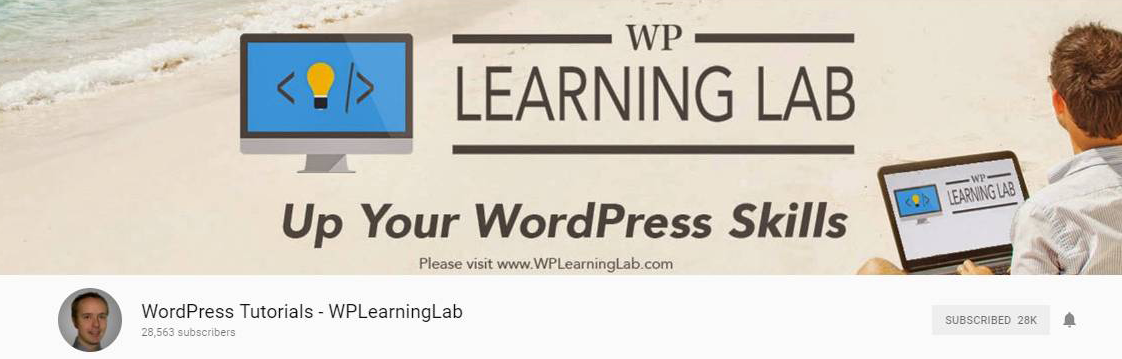 WordPress Tutorials - WPLearningLab
