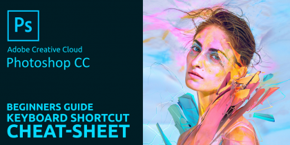 Adobe Photoshop Shortcuts – Infographic