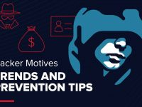 Hacker motives identified – Infographic