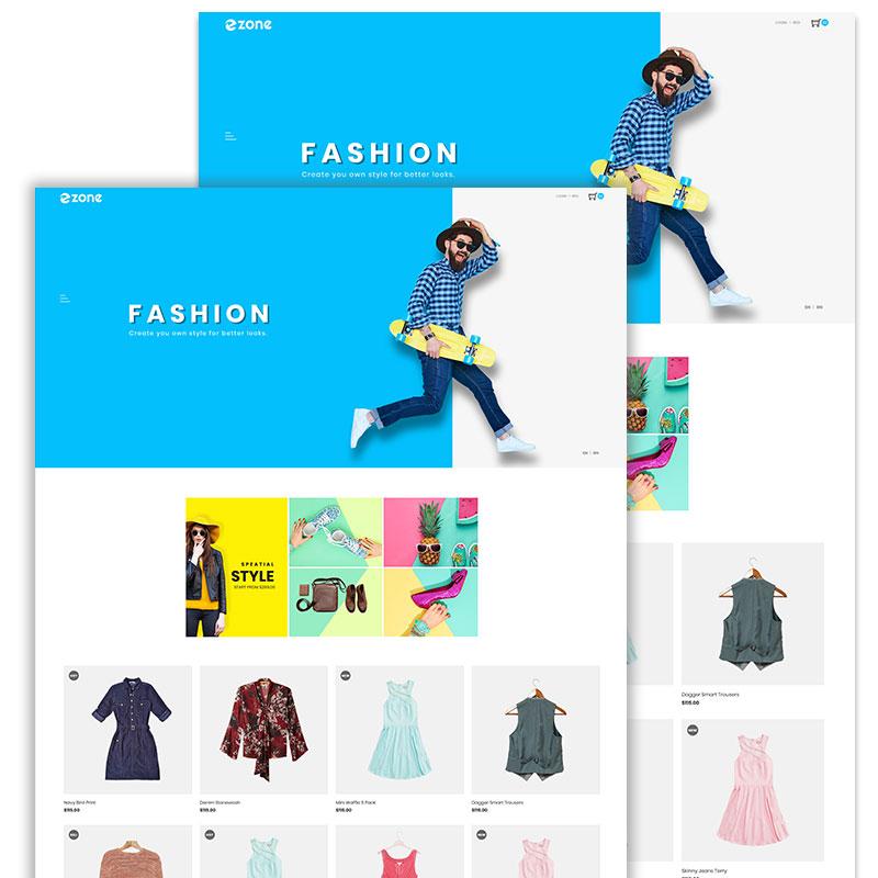 Ezone – Multipurpose Shopify Theme