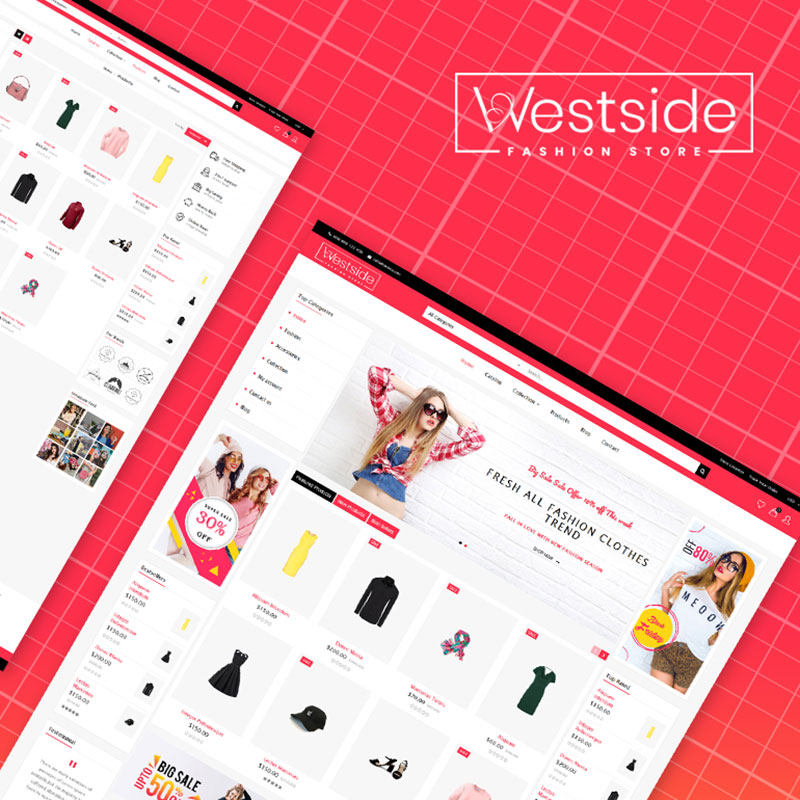 West Side – Multipurpose Shopify Theme