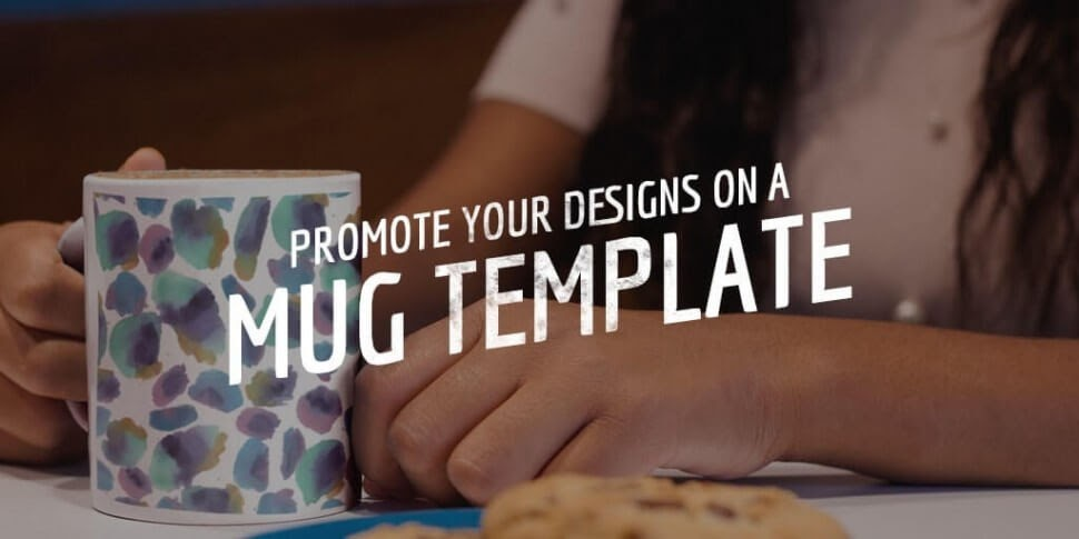 Hot Cocoa Season Is Here, Promote Your Designs on a Mug Template!
