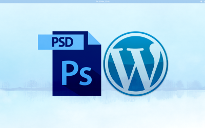 Best Tricks to Convert PSD File to WordPress Theme