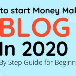 How to Start a Blog - Beginners Guide [Infographic]