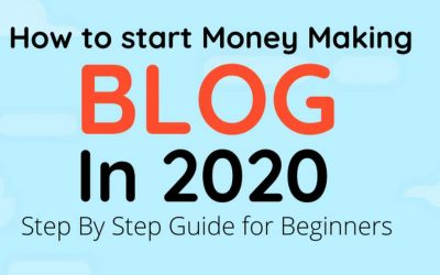How to Start a Blog – Beginners Guide [Infographic]