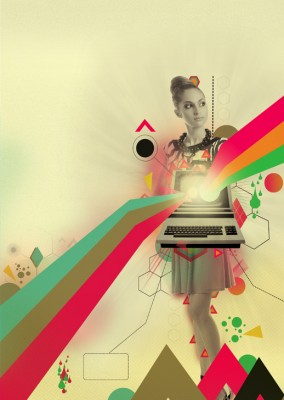 10 Creative Adobe Illustrator Tutorials from 2011