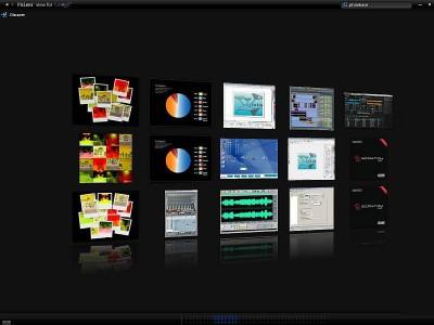 PicLens - 3D prohlížeč obrazků