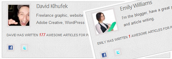 How to add WordPress Author Bio & Profile Page