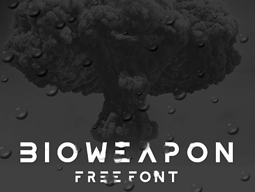 Bioweapon – Free Font