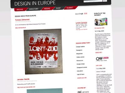 DesignInEurope.eu
