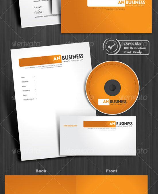 Corporate Identity Design Templates
