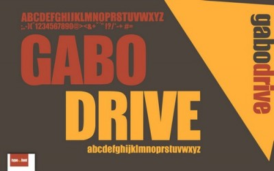 15 Fresh Free Fonts for Your Next Design from 2012