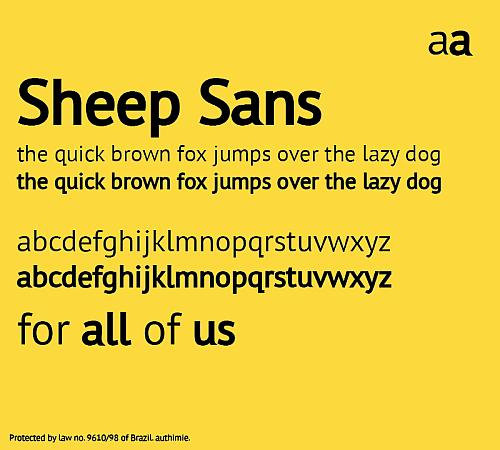 Sheep Sans