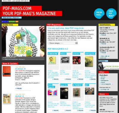 PDF mag's magazine