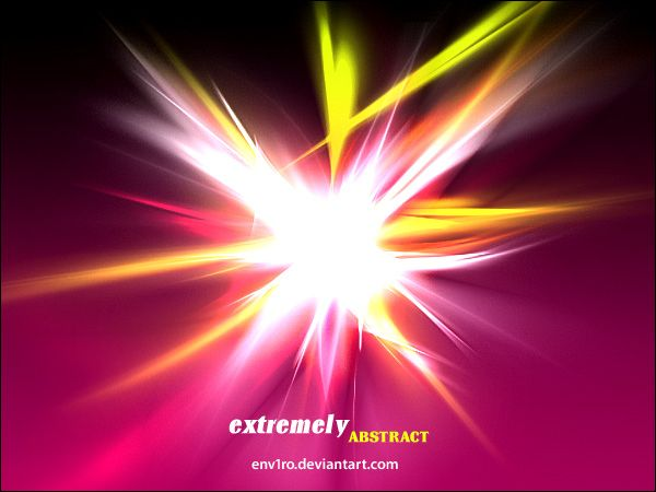 extremelyABSTRACT by ~env1ro on deviantART