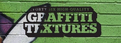Free Textures - 46 High-Quality Graffiti Textures