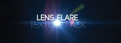 Free Textures - 15 High-Res Lens Flare Textures