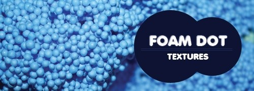 Free Textures - 30 High-Res Foam Dot Textures