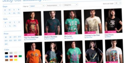 15 Cool Online T-Shirt Shops